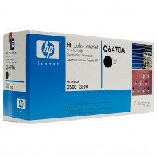 HP 501A Q6470A LASERJET BLACK ORIGINAL