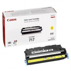 Canon 717 YELLOW TONER Cartridge ORIGINAL