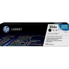 HP 304A BLACK TONER ORIGINAL (CC530A)